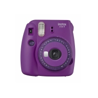 FUJIFILM instant fotoaparat Instax Mini 9 Clear Purple Limited Edition