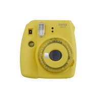 FUJIFILM instant fotoaparat Instax Mini 9 Yellow Limited Edition
