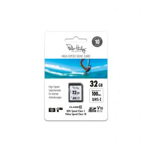 Peter Hadley SDHC Cl10 32 GB (100/35 MB/s)